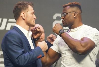 UFC 220: Stipe Miocic pokonuje Ngannou