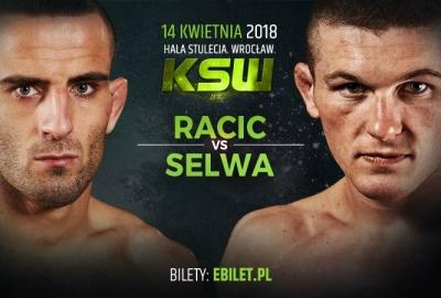 Chorwacki ''Killer'' będzie przeciwnikiem Kamila Selwy na KSW 43