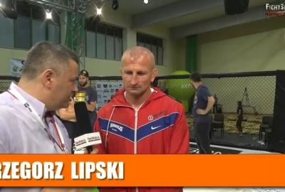 Grzegorz Lipski po TFL 14: No contest... to nie werdykt! Wywiad!