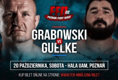 Brazylijski ''Smok'' rywalem Grabowskiego na FEN 22 w Poznaniu