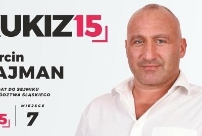 Marcin Najman idzie w politykę