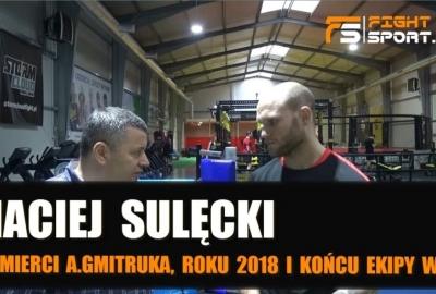 Maciej Sulęcki: Już nie będzie takiej ekipy jak A. Gmitruka w WCA, ale trzeba zapieprzać dalej! Wywiad!