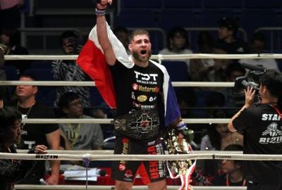 Rizin FF 15: Jiri Prochazka mistrzem, Tenshin Nasukawa z gratulacjami Manny'ego Pacquaio, Justyna Haba przegrywa! Wyniki