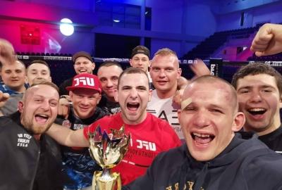 """PCF 20: Rafał Raczyński, Mansur """"Borz"""" Abdurzakov i Robert Hałota zwyciężają w Popradzie"""