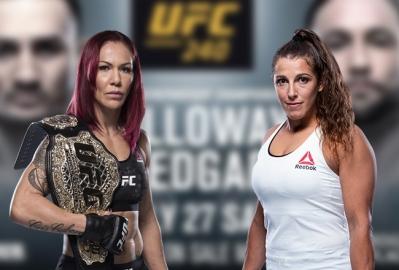 Cric Cyborg akceptuje wyzwanie Felicii Spencer na UFC 240