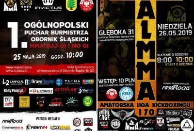 ALMMA 169 Oborniki Śląskie i ALMMA 170 Lublin - zaproszenie na zawody