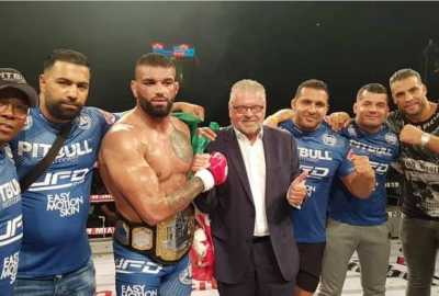 Mix Fight Championship 26 Kassel: Hatef Moeil rozbija McSweeneya, Enver Sljivar upokarza Viktora Bogutzkiego! Wyniki