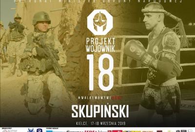 Projekt Wojownik 18 tym razem w Kielcach!