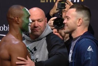 UFC 245 Usman vs. Covington: Mistrzowie wykonali limit! Oskar Piechota w limicie! Video