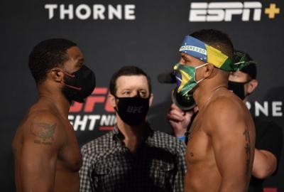 UFC Fight Night APEX: Tyrone Woodley i Burns w limicie, Brok Weaver bez! Video