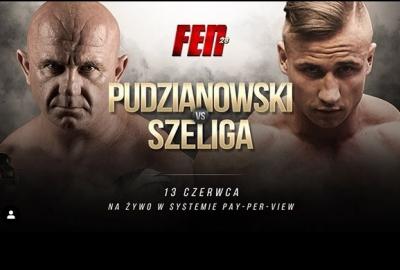 Kulturysta Piotr Szeliga rywalem Krystiana Pudzianowskiego na FEN 28 we Wrocławiu