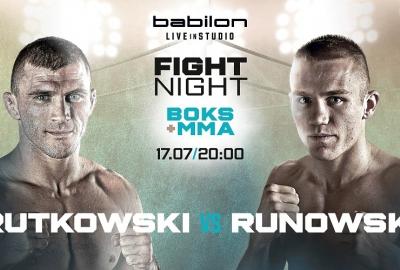 Przemysław Runowski vs Daniel Rutkowski w walce bokserskiej na Babilon Fight Night!