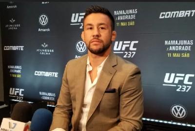Pedro Munhoz z Covid-19 wypada z walki z Frankie Edgarem na UFC Fight Night: Kattar vs. Ige