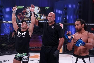 Były mistrz Bellator MMA Michael Chandler podpisuje kontrakt z UFC i czeka w rezerwie walki Khabib vs Gaethje