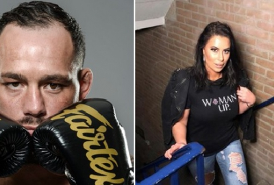 Były mistrz Glory Kickboxing Robin van Roosmalen ciężko ranny a siostra nie żyje po wypadku na autostradzie!