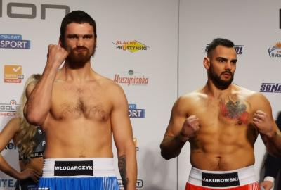 Babilon Boxing Show: Jackiewicz i Stanioch w limicie! Wyniki ważenia zawodników!