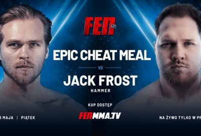 Epic Cheat Meal i Jack Frost zmierzą się na FEN 34
