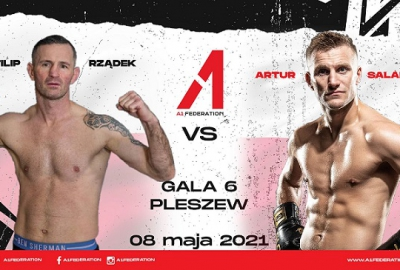 Filip Rządek vs Artur Saładiak w Superfight na A1 Lethwei & Muay Thai World GP!