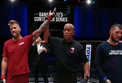 DWCS 39: Łukasz Brzeski zdobywa kontrakt z UFC! Wyniki & Video
