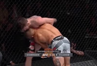 UFC Vegas 32: Trudny powrót byłego mistrza T.J. Dillashaw z Corym Sandhagenem! Wyniki & Video