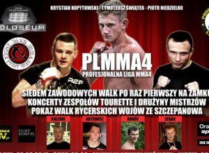 PLMMA 4 plakat