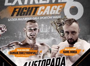 Extreme Fight Cage 6