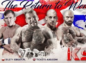 KSW 45 ''The Return to Wembley''
