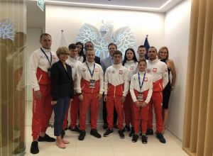 Polish Team Muaythai
