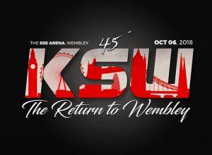 KSW 45 London, Wembley
