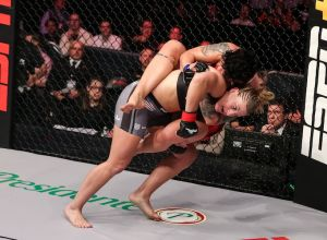 Kayla Harrison MMA