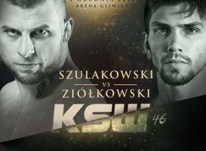 KSW 46 Ziółkowski vs Szulakowski