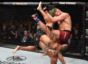 UFC Prague Błachowicz vs Santos