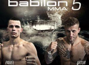 Babilon MMA 5 Mazajło vs Kamiński