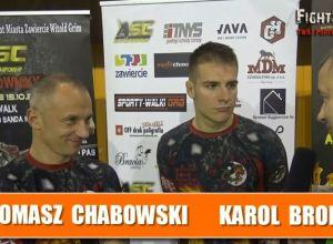 ASC 1 - Karol Bromblik i Tomasz Chabowski