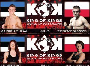KOK World GP 2015 Tallin