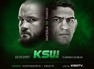 KSW 40 Materla vs Thiago