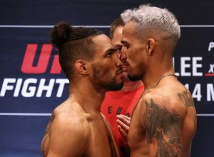 Kevin Lee vs Charles Oliveira