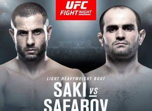 Gokhan Saki vs Saparbek Safarov