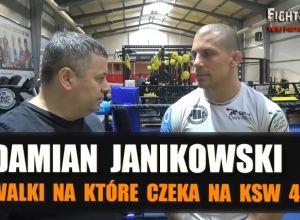 Damian Janikowski typuje wyniki KSW 46