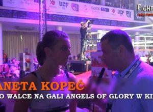 Angels of Glory - Aneta Kopeć