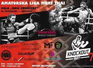 Amatorska Liga Muay Thai Knockout Art