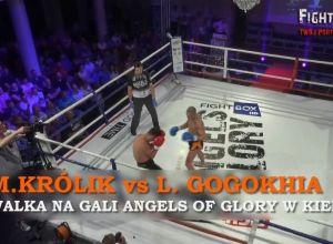 Angels of Glory - Michał Królik vs Leri Gogokhia