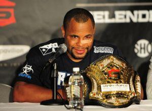Daniel Cormier MMA Strikeforce