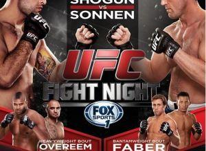 UFC Fight Night 26