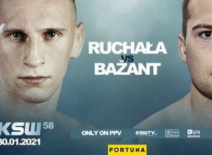 Ruchala vs Bazant KSW 58