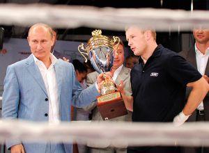 Putin & Shlemenko