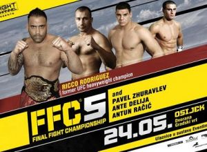 Final Fight Championship 5