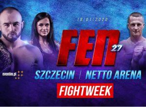 FEN 27 Fight Week