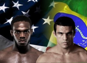 Jones vs Belfort
