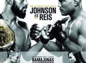 UFC on FOX 24 Kansas City